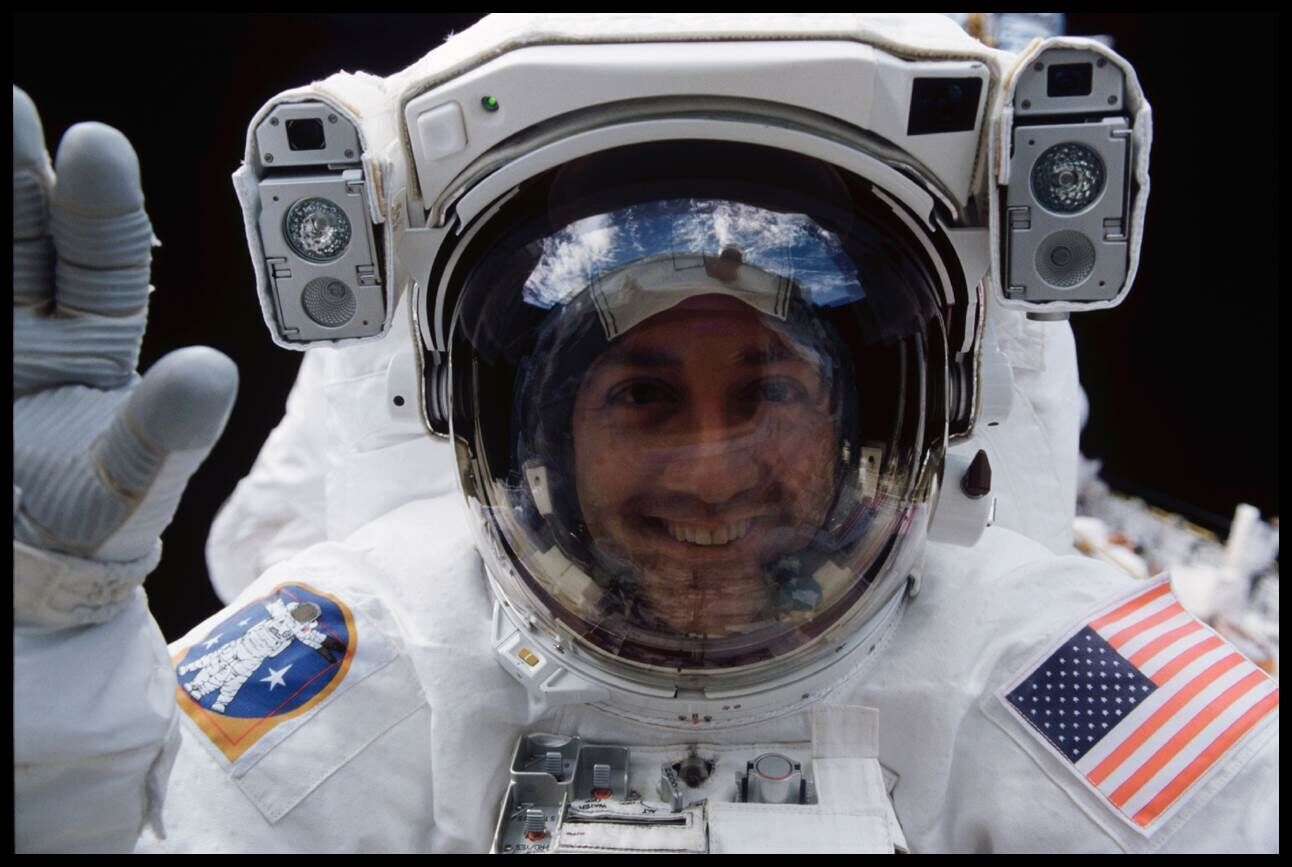 Talk to a 'Spaceman': Q&A with Astronaut Mike Massimino