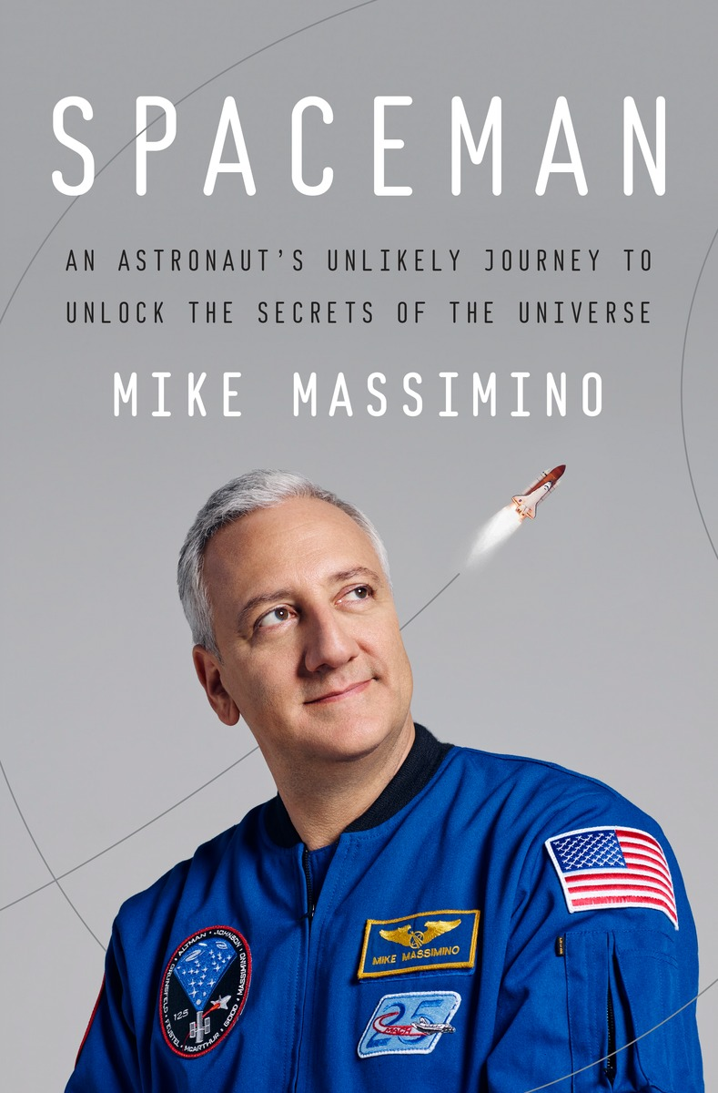 Excerpt from 'Spaceman': Mike Massimino's First Spacewalk