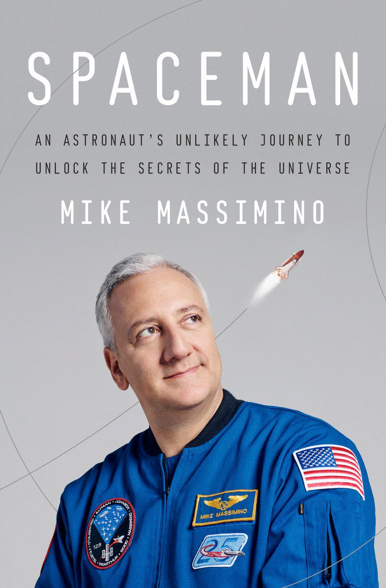 'Spaceman' by Mike Massimino