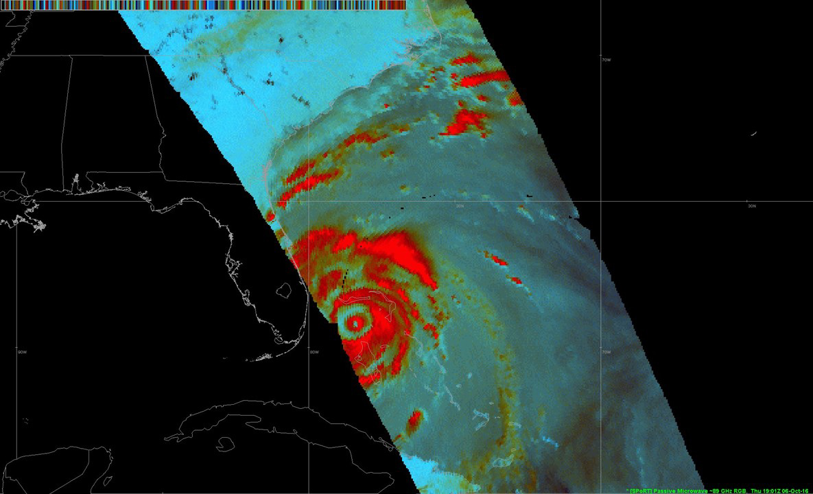 Matthew's storm surge threatens NASA's Kennedy Space Center
