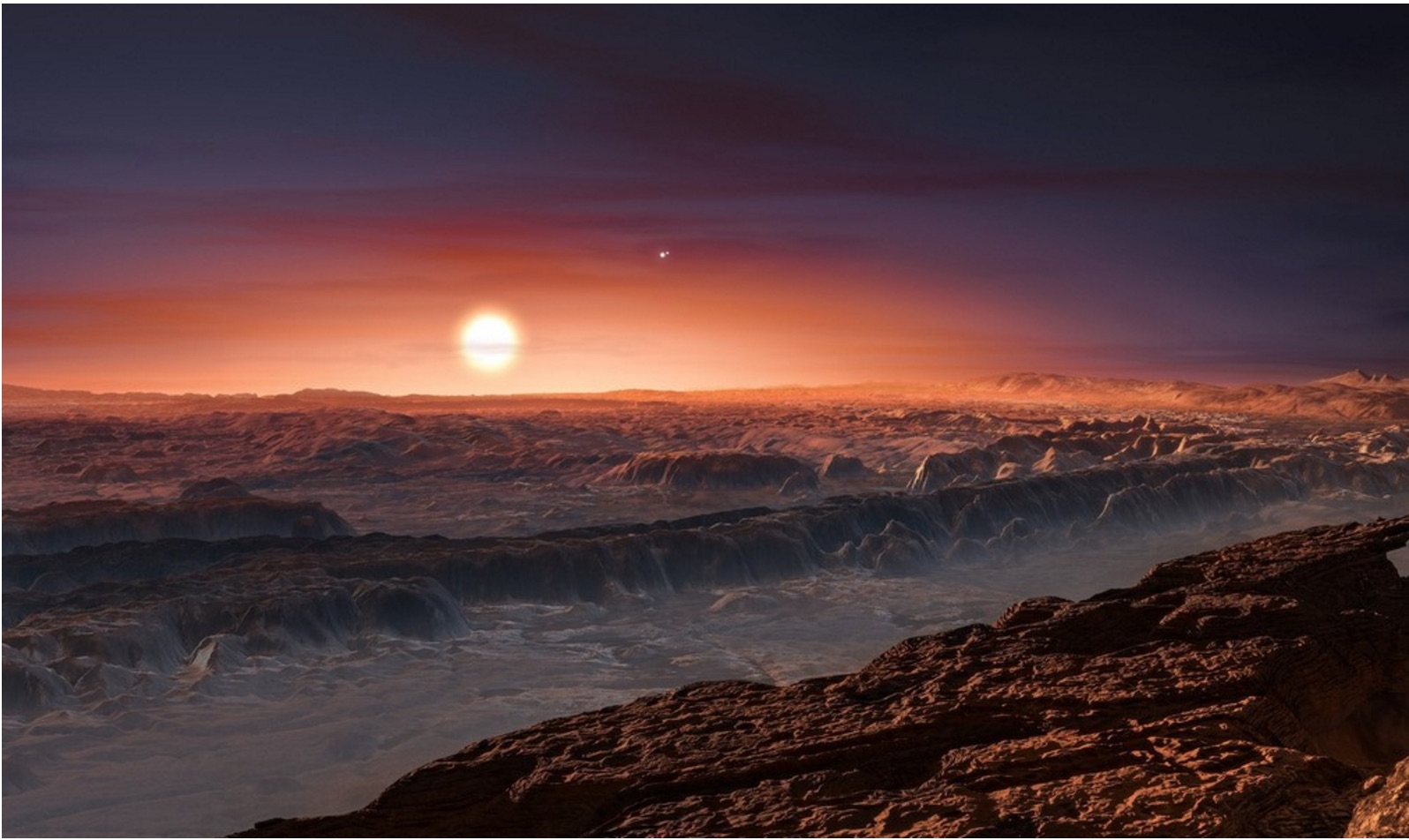 Eyeballing Proxima b: Probably Not a Second Earth