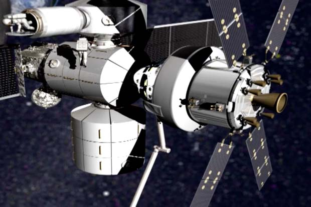 Space Habitats - Concept Imagery Revealed by NASA Partners | Video