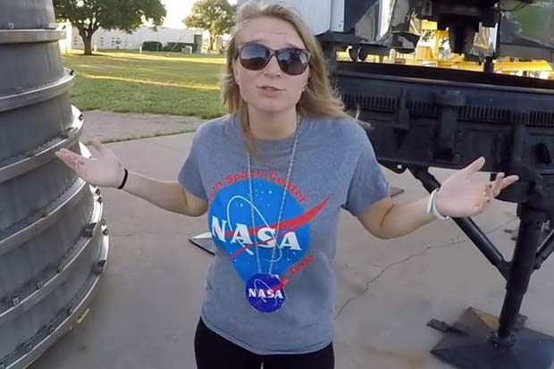 NASA Interns Promote Journey To Mars With New Music Video