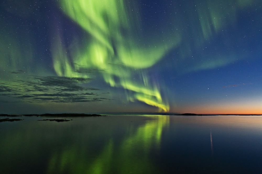 How One Scientist Decoded the Mysterious Sounds of the Northern Lights