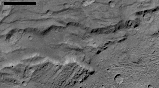 Look Out Below! Landslides Spotted on Pluto's Moon Charon