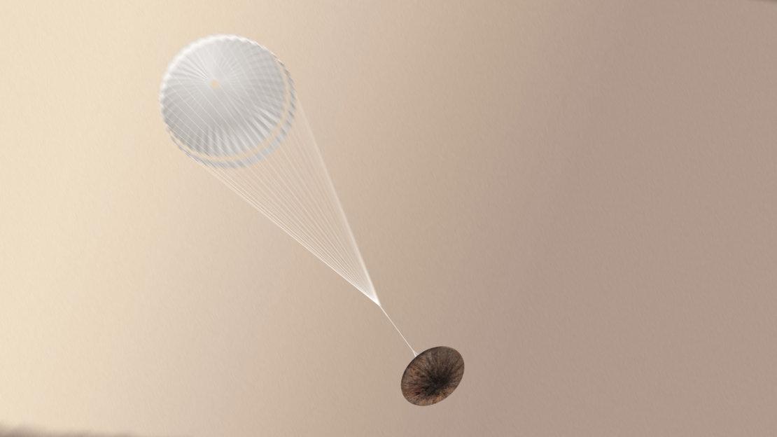 ExoMars '96 Percent' Successful Despite Lander Crash: ESA