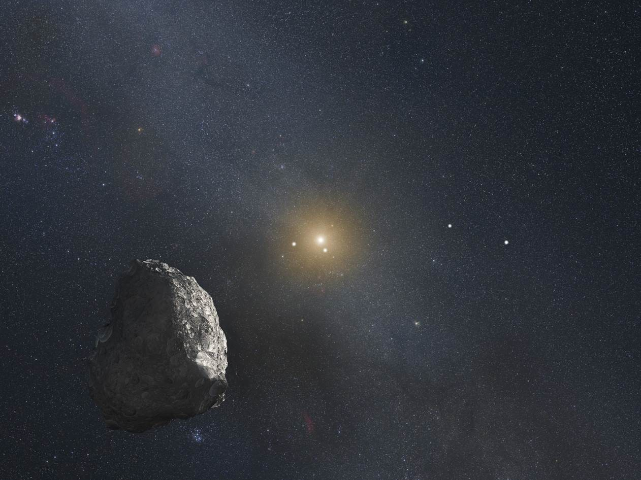 What's Up with 'Niku'? Object's Weird Orbit Puzzles Scientists