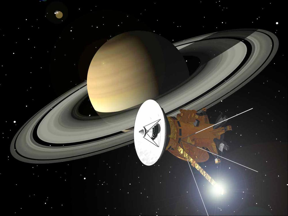 Cassini Spacecraft's Final Year at Saturn Is Like a 'Brand-New Mission'