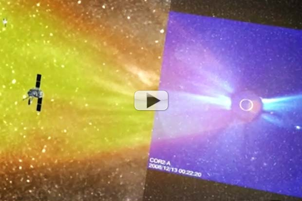 Seeing The Sun Like Never Before - NASA STEREO's Top 5 Wins | Video