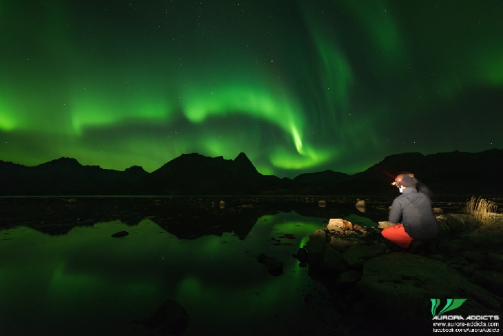 Solar Storm Lit Up Parts of Northern US with Auroras