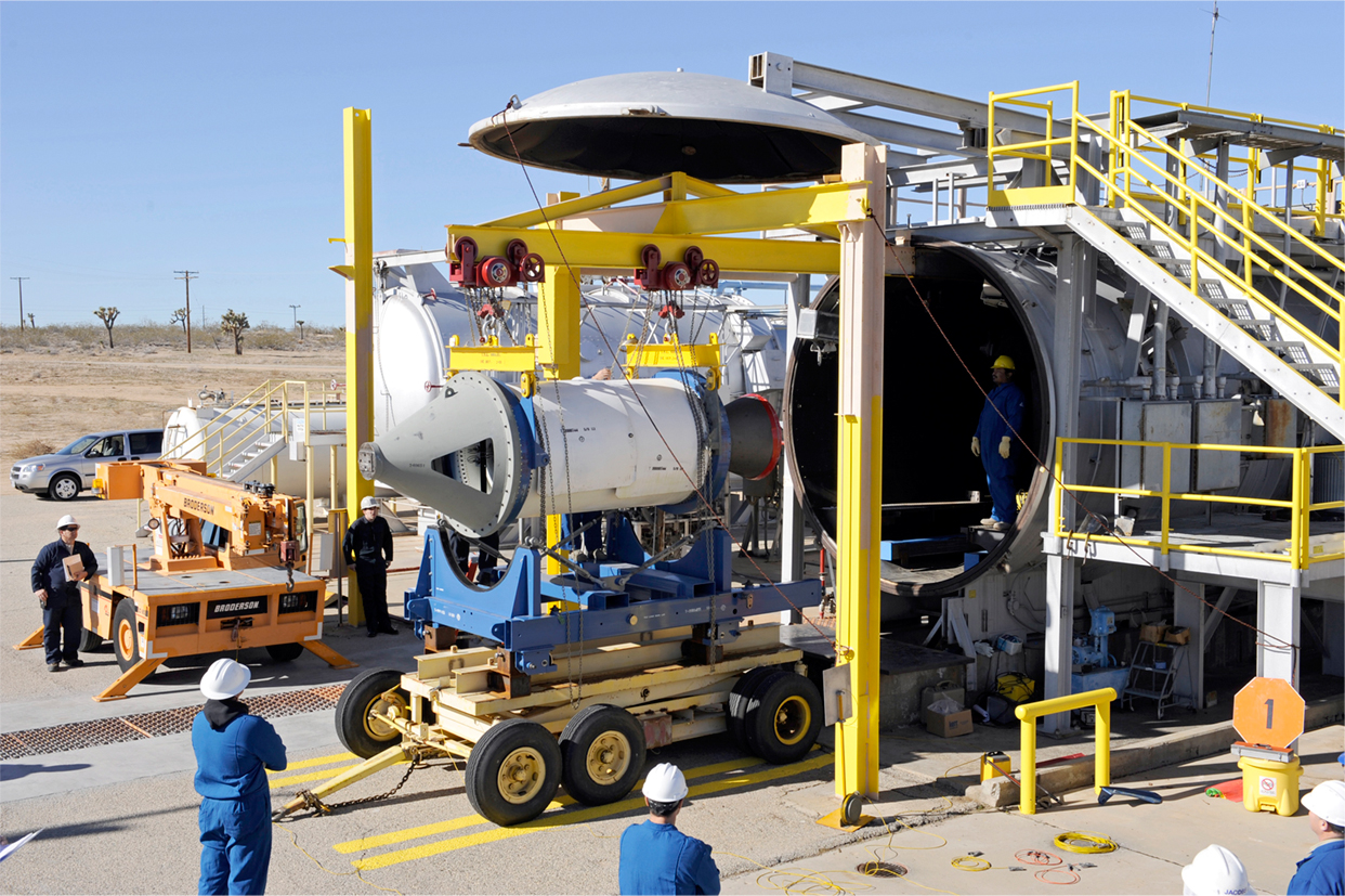 The Future of Rockets: Q&A With Air Force Rocket Lab's Shawn Phillips