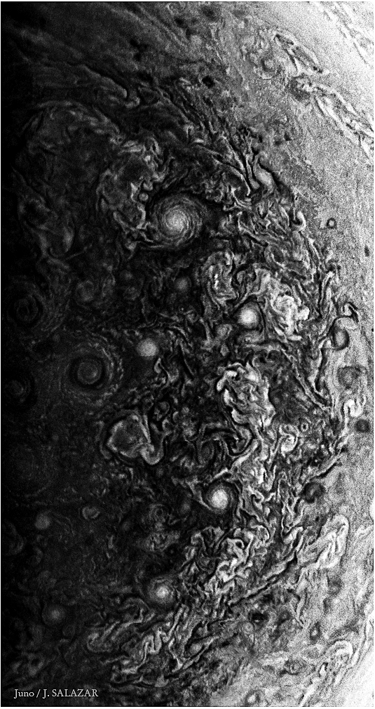 Jupiter Shines in Scientific and Artistic Images by Citizen Scientists (Gallery)