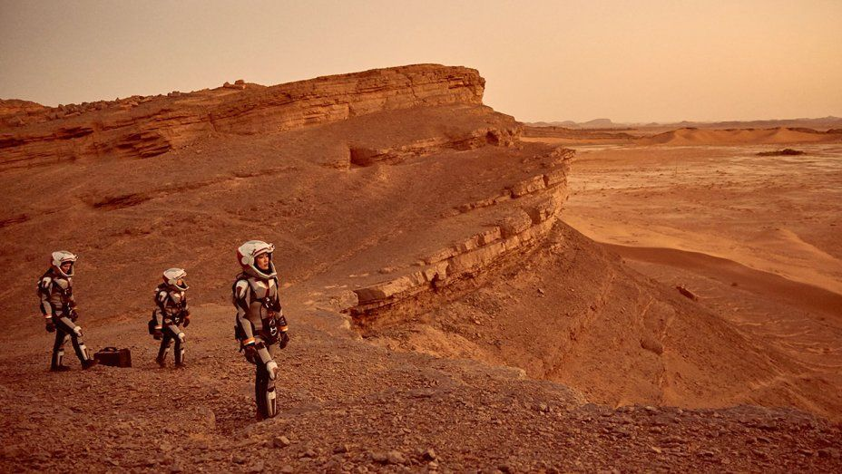 National Geographic Channel's 'Mars': Does Art Imitate Life?