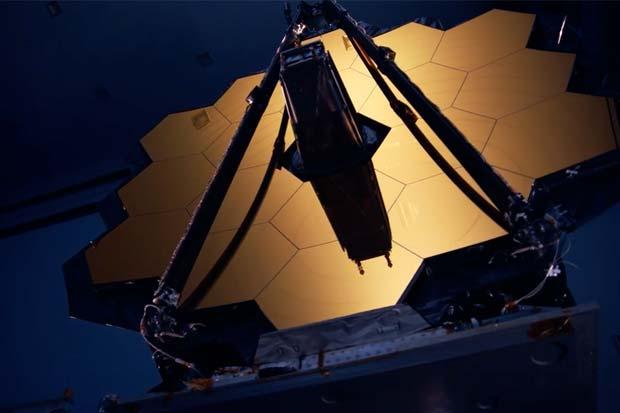 James Webb Telescope's Marvelous Telescope Element Is Complete   Video