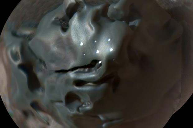 Curiosity Finds Iron-Nickel Meteorite On Mars | Video