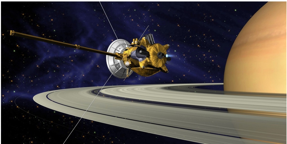 Cassini's Last Days at Saturn Will be Science Gold