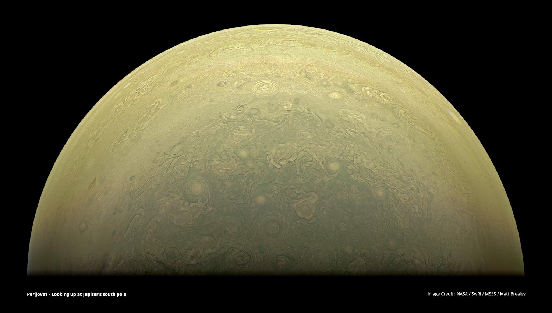 Jupiter in Full View