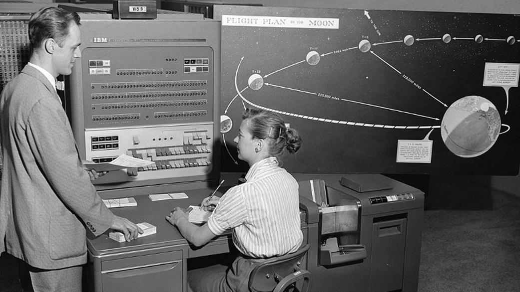 The Women Computers of NASA's Jet Propulsion Laboratory (Slideshow)