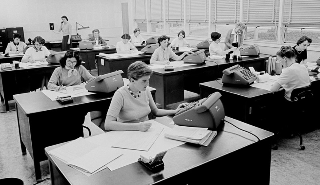 The Women Computers Of Nasa 39 S Jet Propulsion Laboratory
