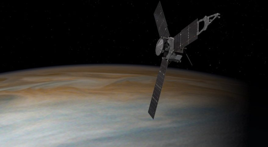NASA Investigating Possible Link Between Juno and Intelsat Thruster Problems
