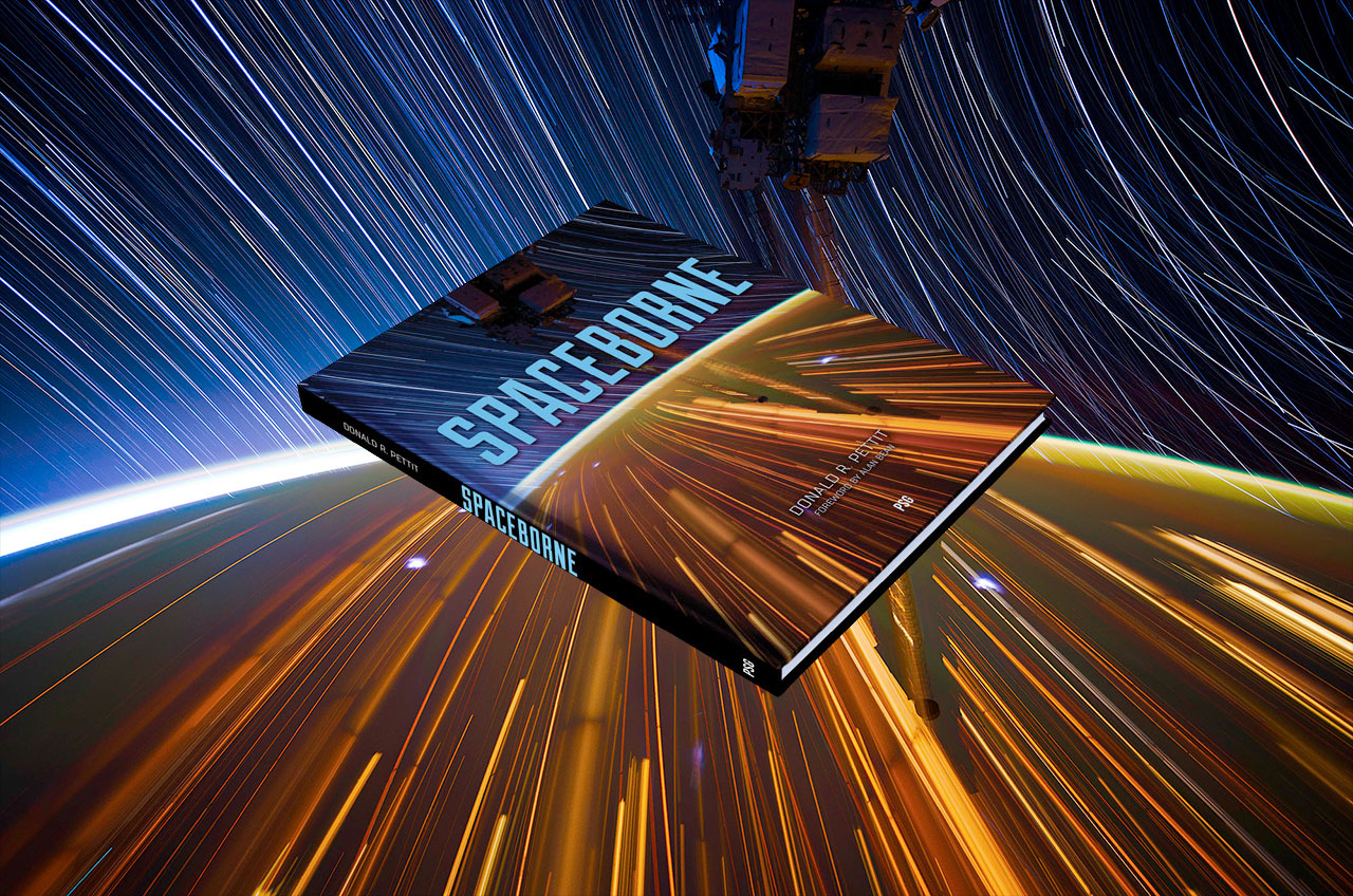 Astronaut Don Pettit's 'Spaceborne' Offers Other-Worldly Look at Earth