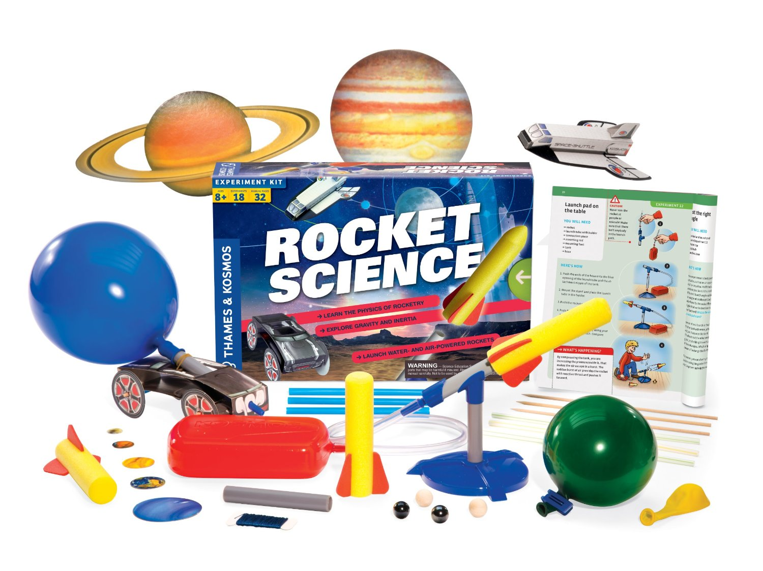 Cool Educational Toys : Space gifts for kids fun and educational gift ideas