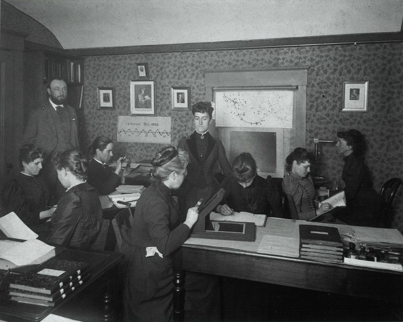 Harvard's 'Computers': The Women Who Measured the Stars