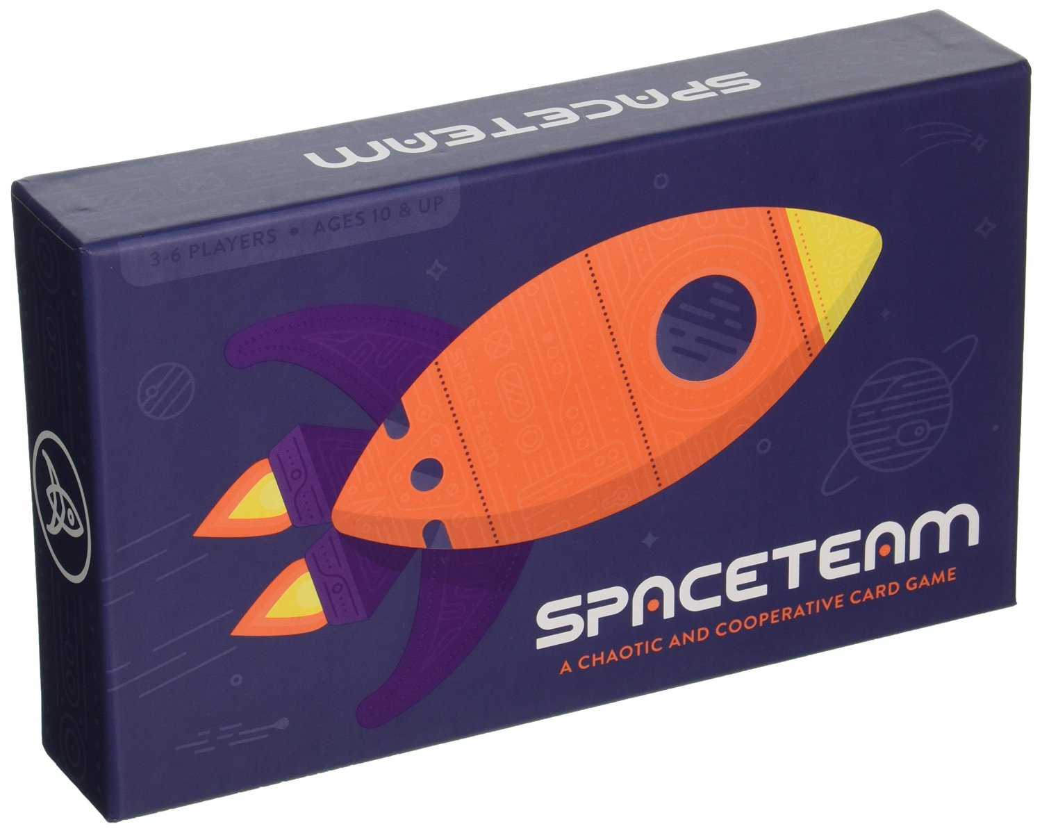 Spaceteam: A Fast-paced, Cooperative, Shouting Card Game