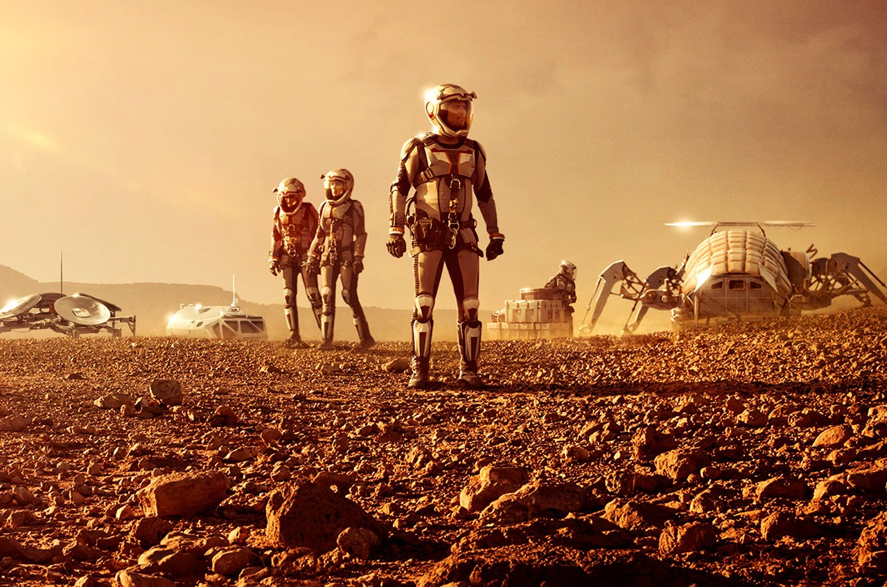 National Geographic 'MARS' Offers History of Future 1st Landing on Red Planet