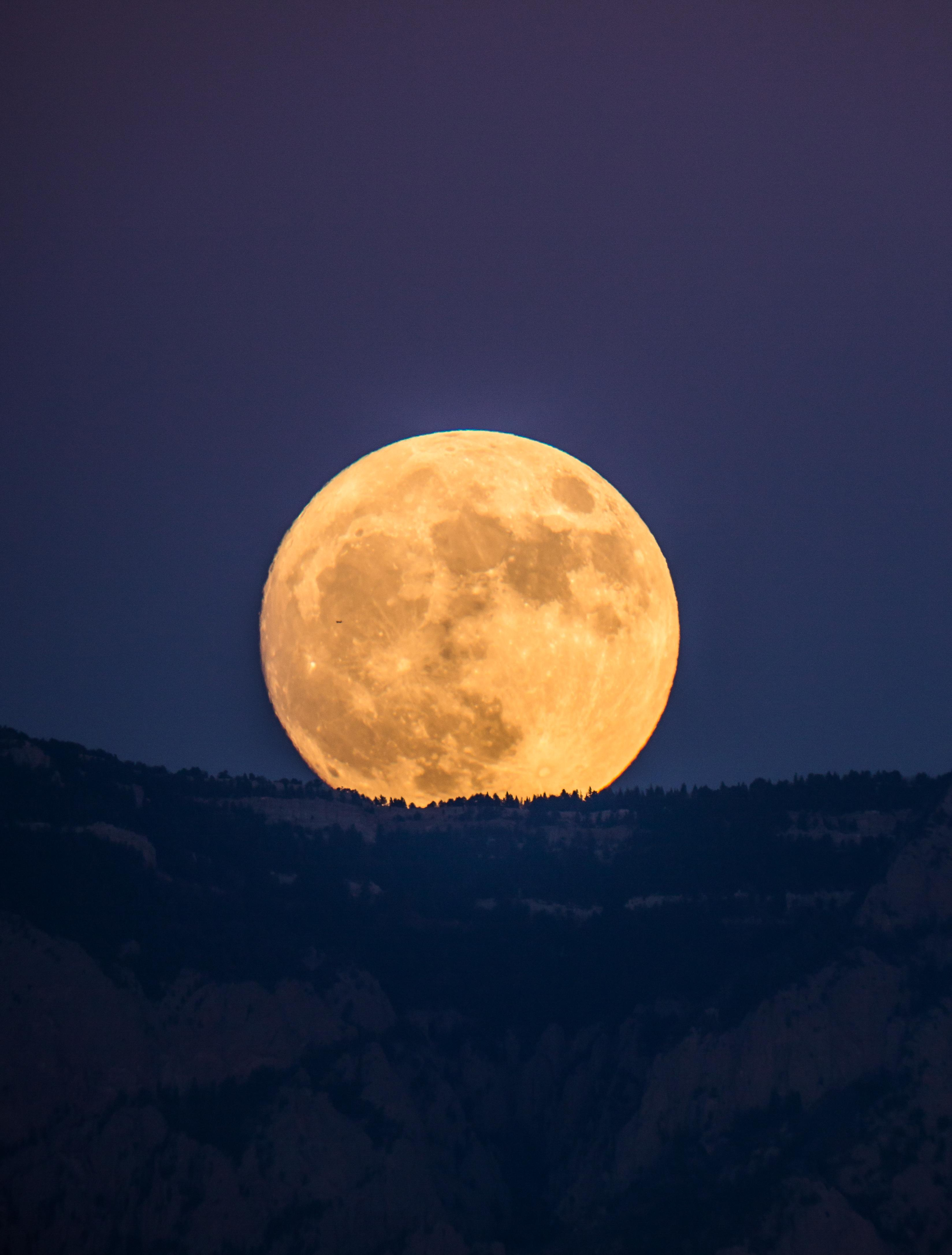 'Supermoon' Photos: The Closest Full Moon Until 2034 in Pictures