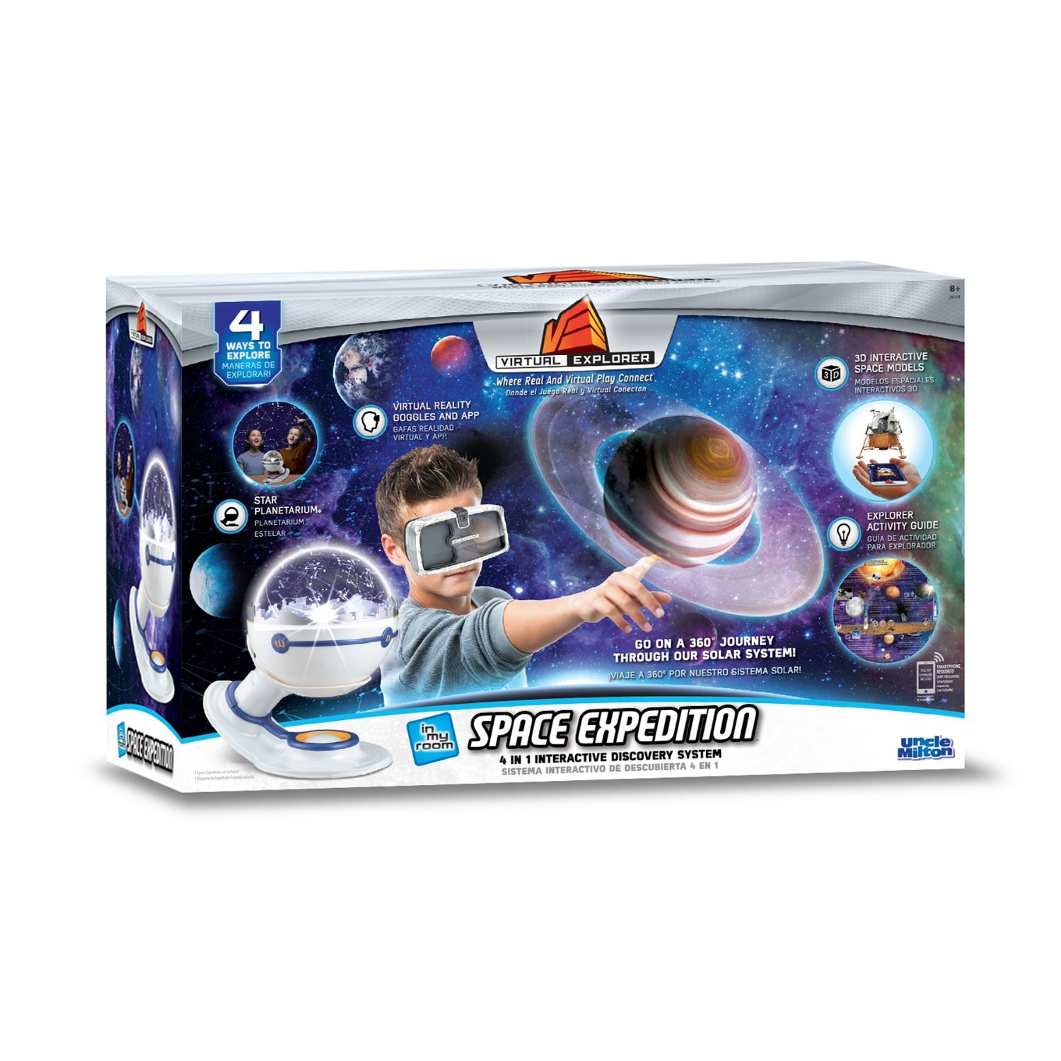 Virtual Explorer Space Expedition