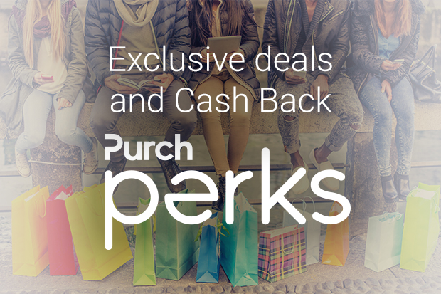 This Year's Best Deals on Gifts through Purch Perks