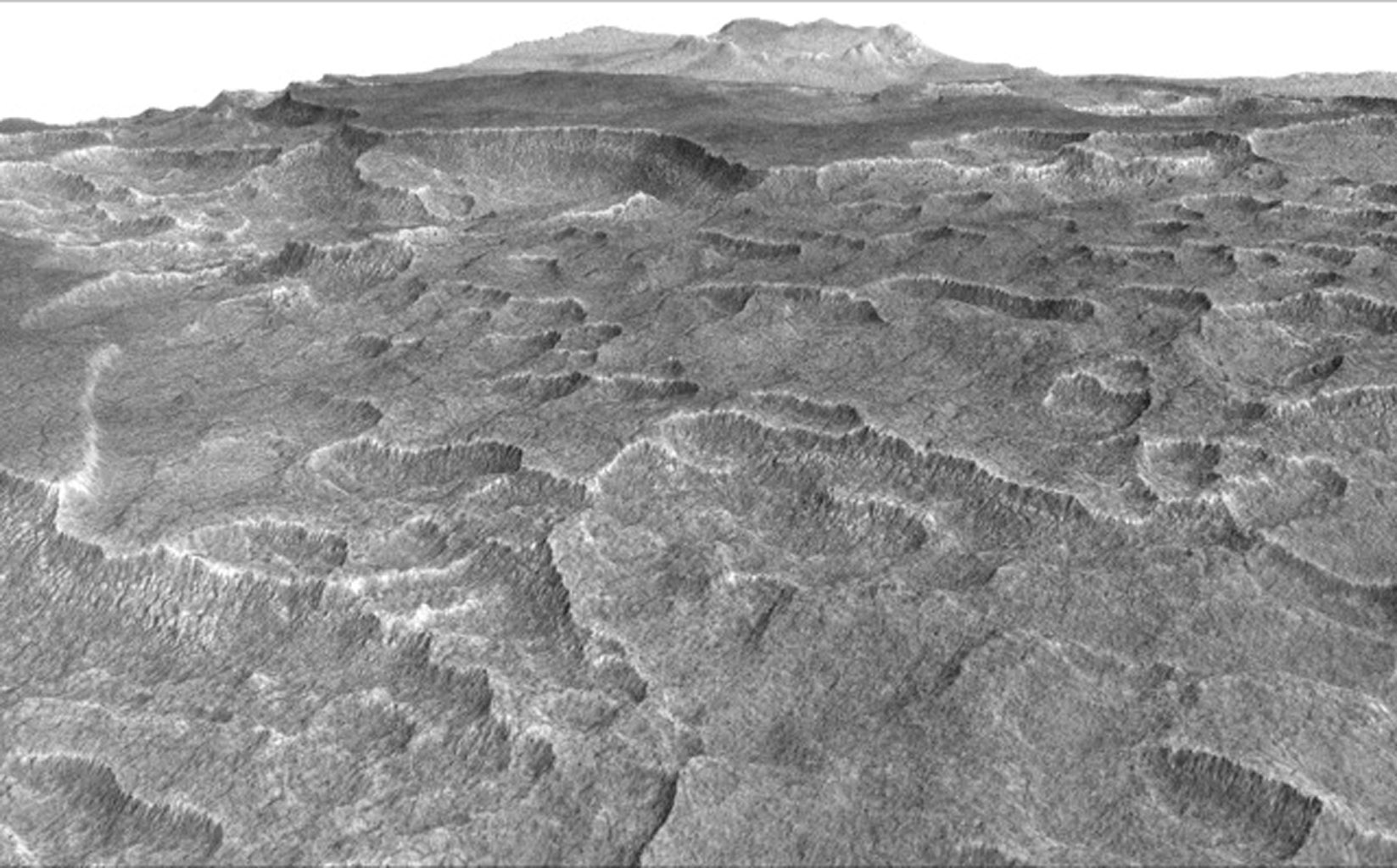 Huge Underground Ice Deposit on Mars Is Bigger Than New Mexico
