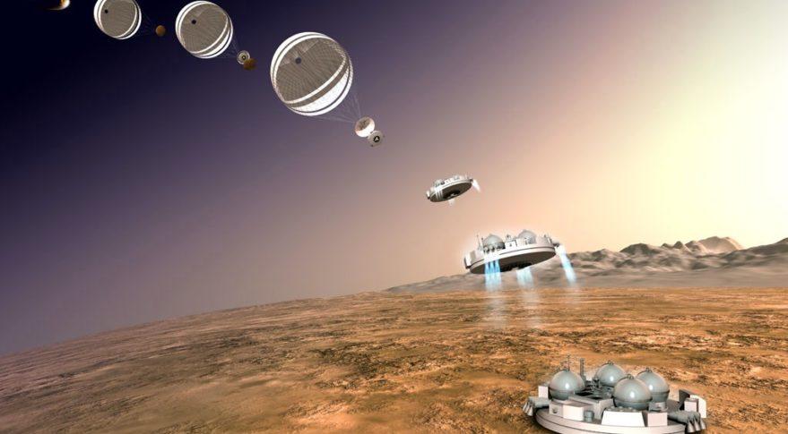 European Mars Lander Crash Caused by 1-Second Glitch: ESA