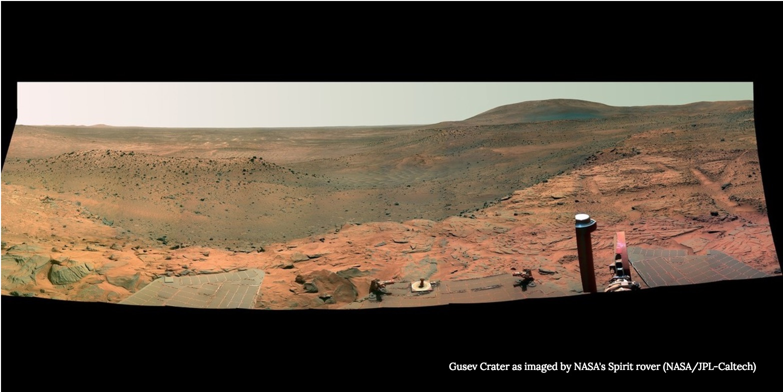To Find Life on Mars, Perhaps We Should Look Here