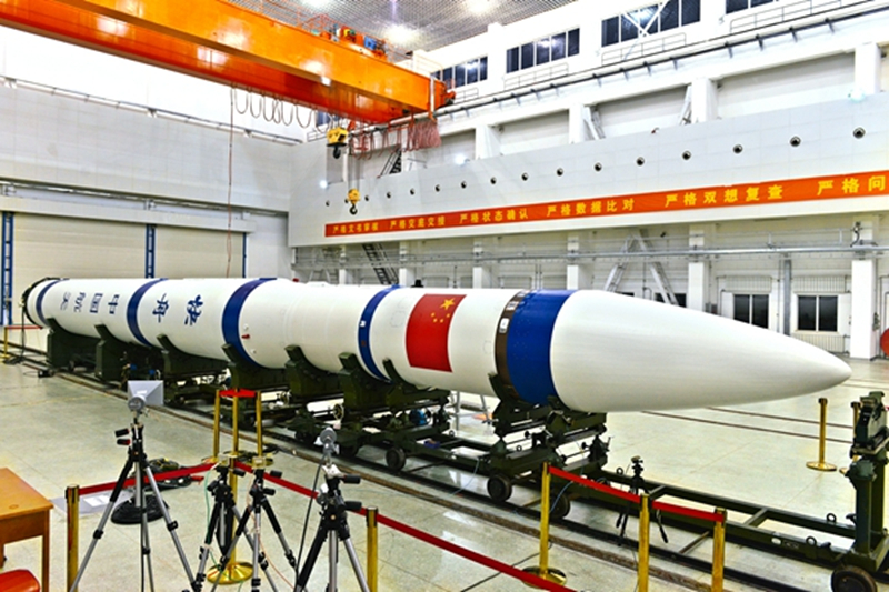 New Chinese Commercial-Launch Company Advertises High Launch Rate, Low Price