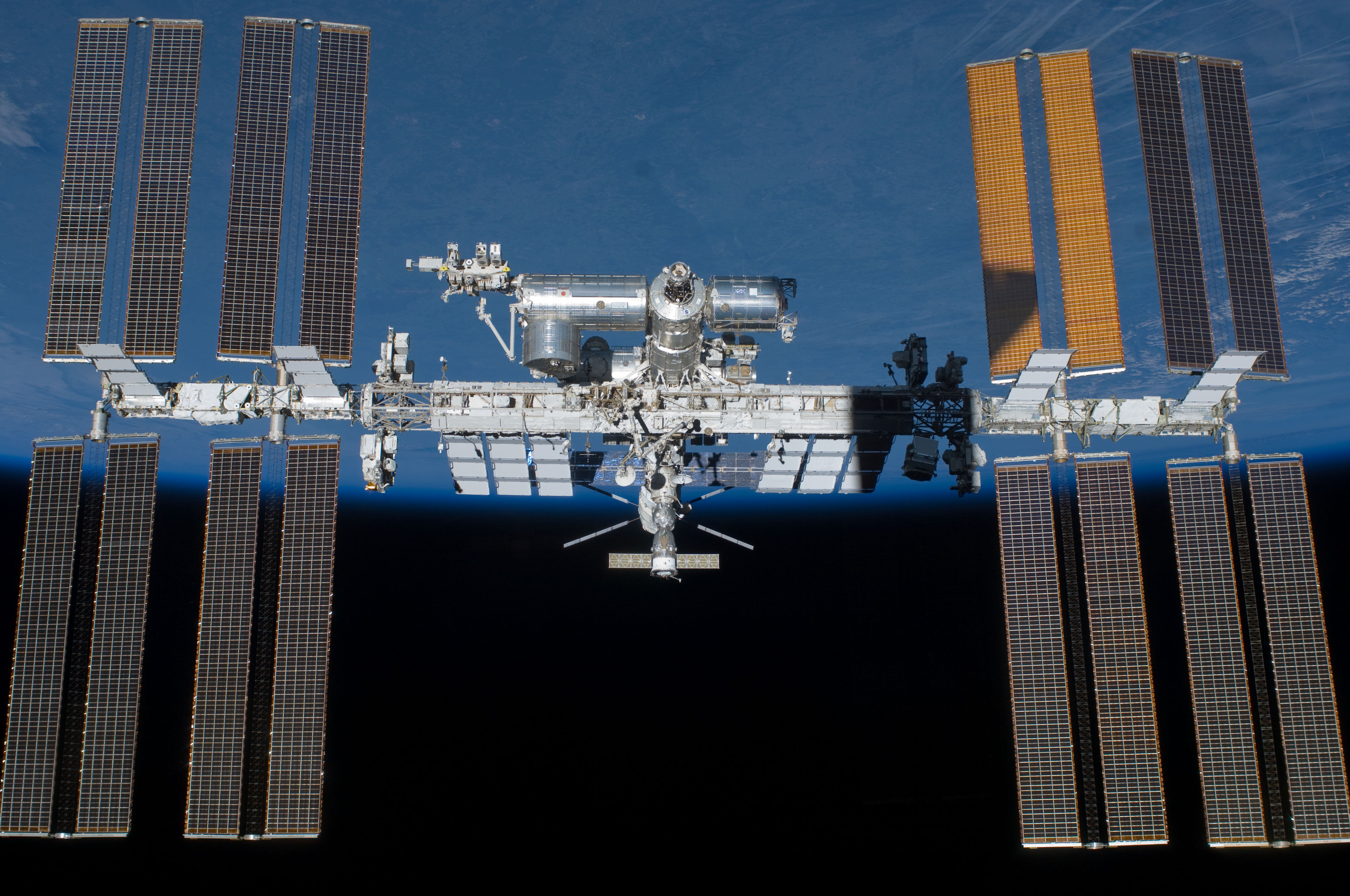 Russian Cargo Ship Failure Won't Endanger Space Station Crew, NASA Says