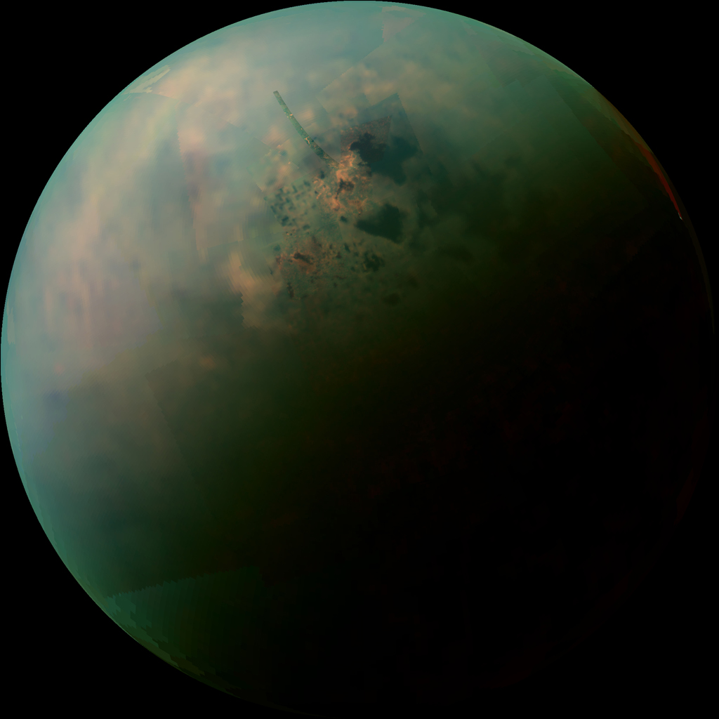 Cassini Probe Will Have Busy Final Year at Titan