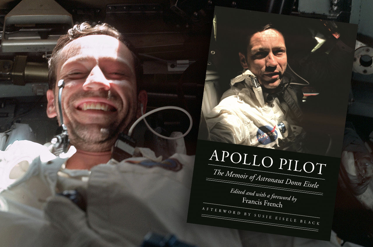 'Apollo Pilot': Late Astronaut's Lost Words Rediscovered in New Memoir