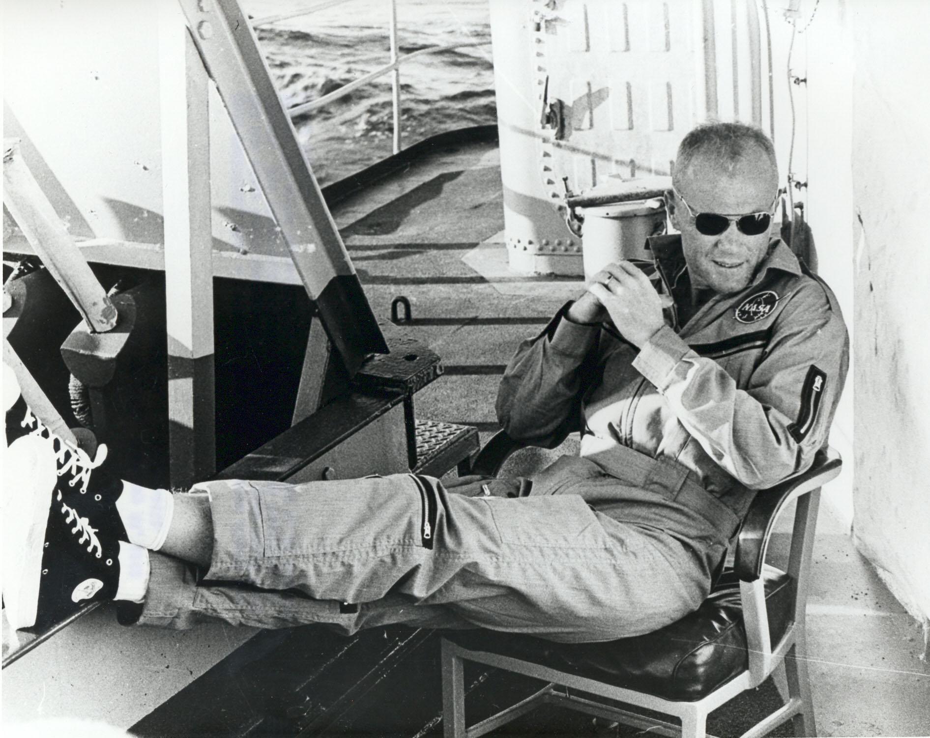 Astronaut John Glenn: An American Hero's Greatest Moments Remembered