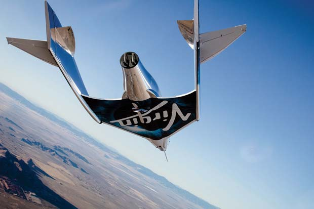 SpaceShipTwo 'Unity' Flies Solo For First Time | Video
