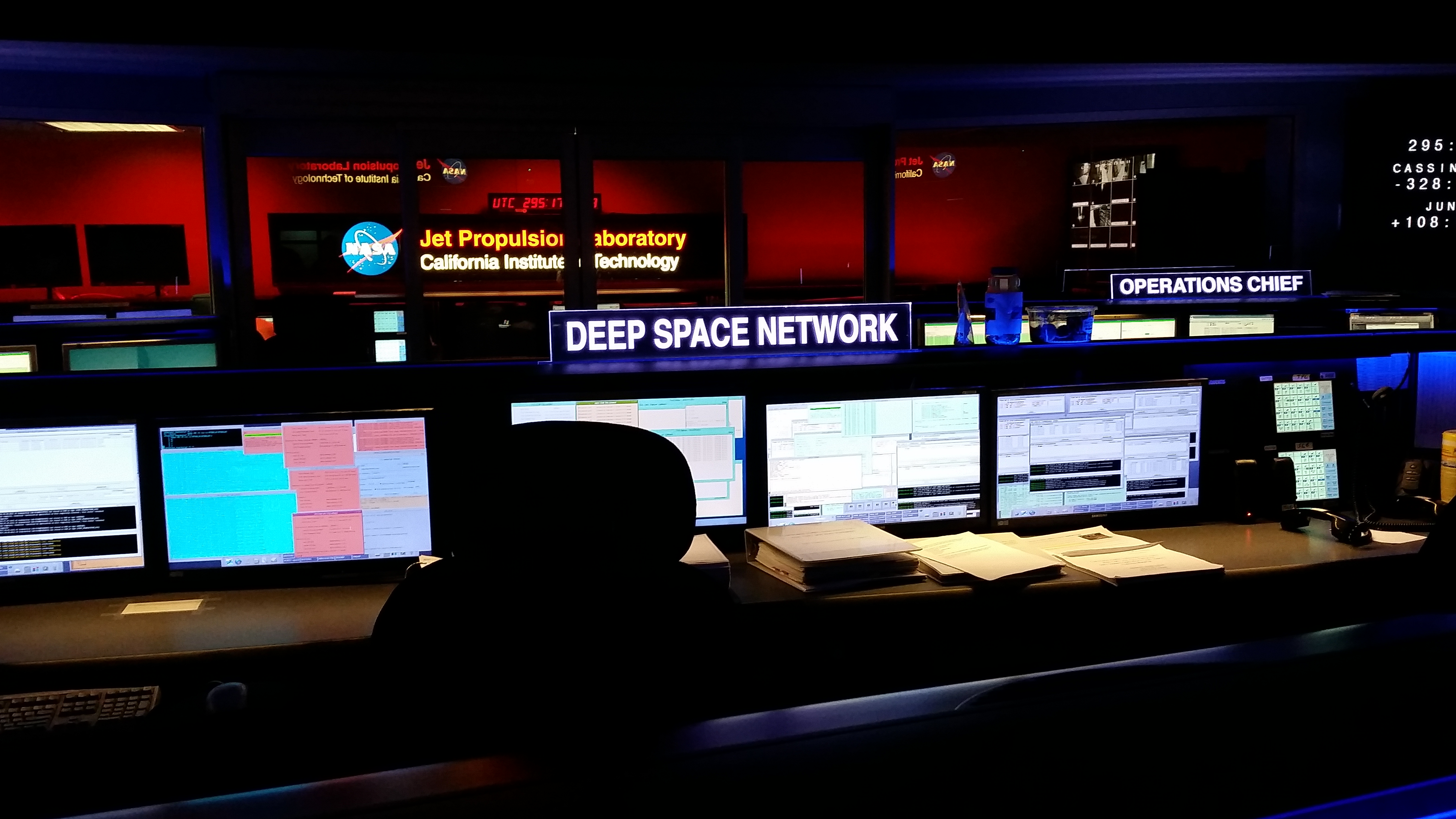 Inside NASA's Jet Propulsion Laboratory: Our Look at the 'Center of the Universe'