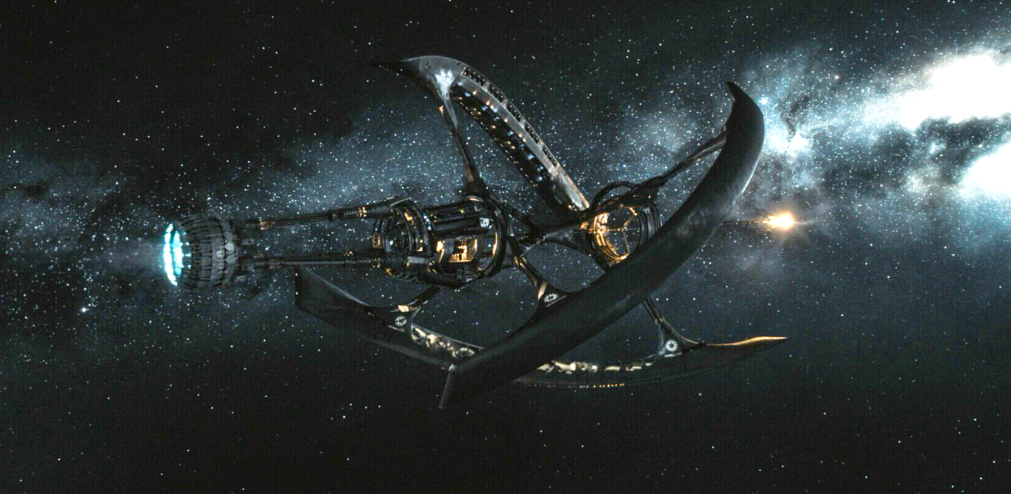 Interstellar Glitz: Designing the 'Passengers' Starship, Inside and Out