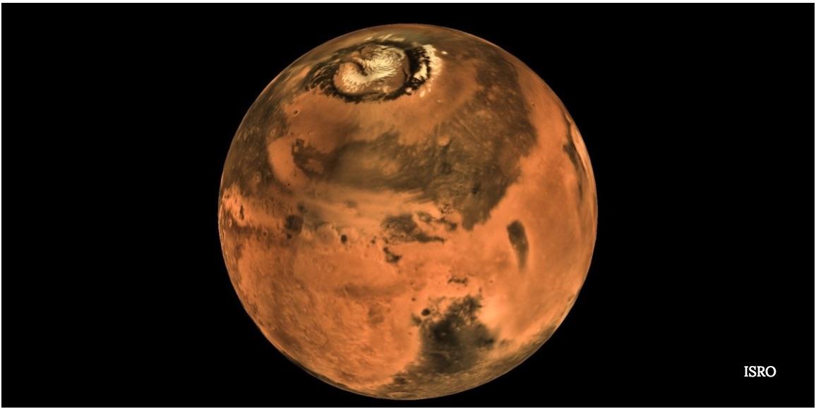 India's Mars Orbiter Mission Has a Methane Problem
