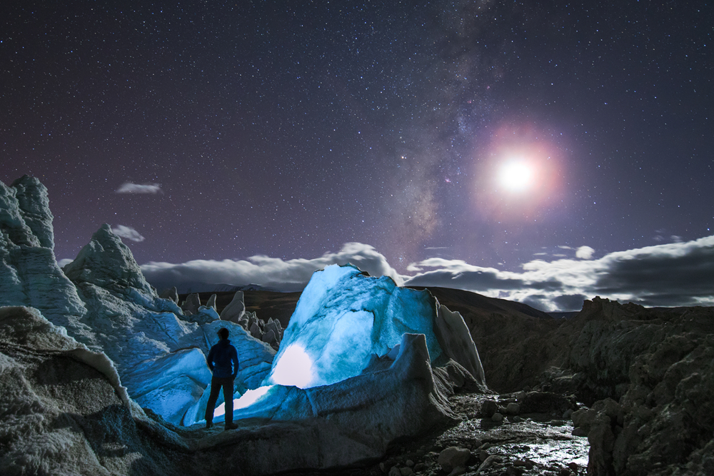 Astrophotographer Visits 'Alien World' on Earth in Spectacular Photo