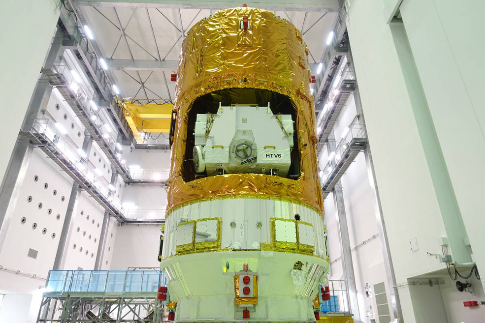 Japan Will Launch a Cargo Ship to Space Station Friday: Watch It Live