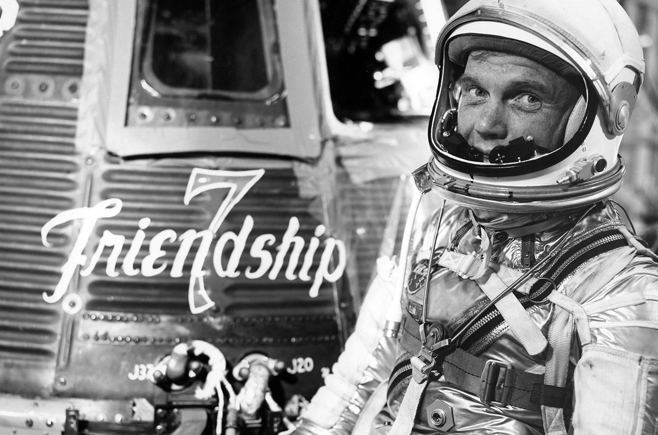 John Glenn, First American to Orbit the Earth, Dies at 95