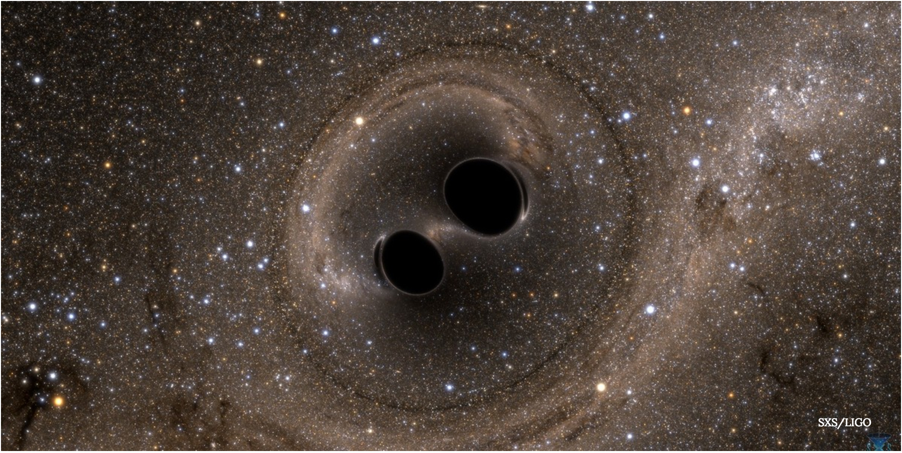 black holes colliding thesis Colliding black holes are one of the most important sources of gravitational waves and the anisotropic emission of the radiation generally causes the recoil of the.