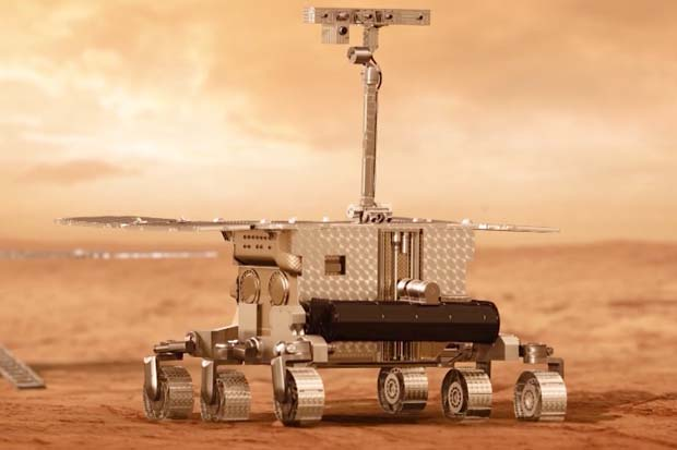ExoMars Going Forward - Continuing Mission and Lander Crash Explained  | Video