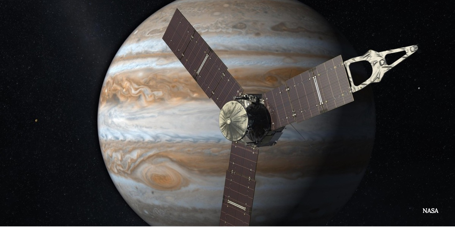 Juno Safe Mode Triggered by Instrument Glitch